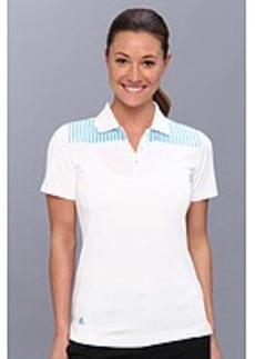 adidas Golf CLIMACHILL® Engineered Print Polo '14