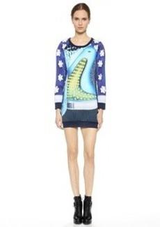 adidas Originals by Mary Katrantzou Sweatshirt Dress