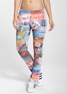 adidas Originals 'Curso D'Agua' Print Track Pants