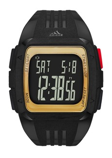 adidas Originals 'Duramo XL' Digital Watch, 50mm