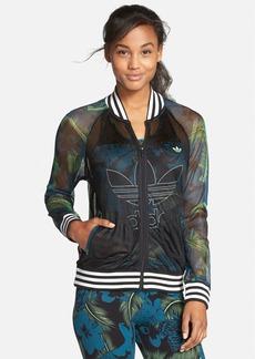 adidas Originals 'Hawaii' Mesh Track Jacket