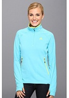 adidas Outdoor Hiking Reachout Pull Over Fleece