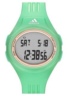 adidas Performance 'Uraha Mid' Digital Watch, 43mm