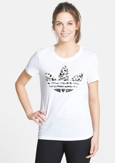 adidas Trefoil Logo Short Sleeve Tee