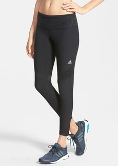 adidas 'Twist' Jacquard Detail Tights