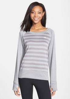 adidas 'Ultimate' CLIMAWARM® Fleece Crew Sweatshirt