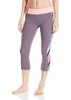 Adidas Women's Let Go Deco Capri Swim Pants