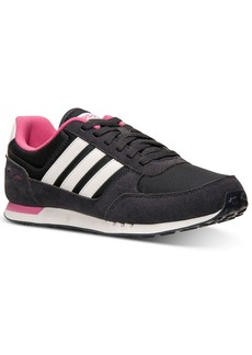 adidas Women's Neo City Racer Casual Sneakers from Finish Line
