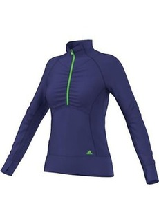 Adidas Women's Ultimate Half Zip Jacket
