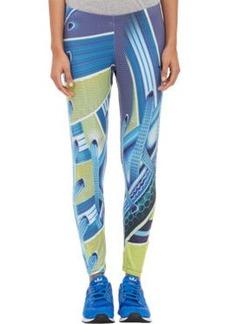 adidas x Mary Katrantzou Abstract-Print Leggings