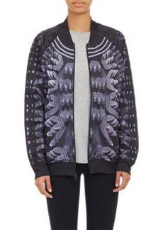 adidas x Mary Katrantzou Trefoil-Print Track Jacket