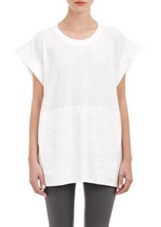 adidas x Stella McCartney Side-Zip T-Shirt