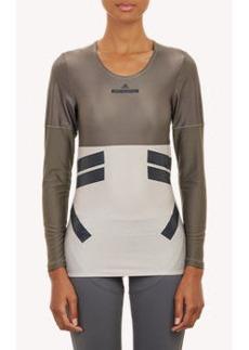 adidas x Stella McCartney Tech-Fit T-shirt