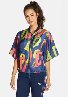 adidasOriginals 'Paris' Print Track Jacket