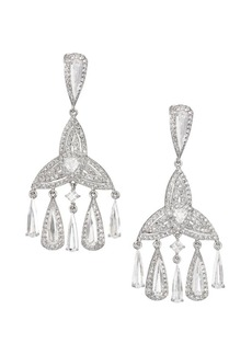 Adriana Orsini Athena Fringe Chandelier Earrings