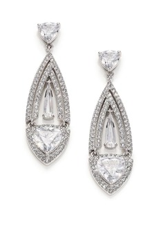 Adriana Orsini Athena Marquis Drop Earrings