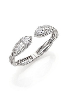 Adriana Orsini Athena Trillion Cuff Bracelet