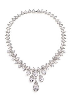 Adriana Orsini Athena Trillion Statement Necklace