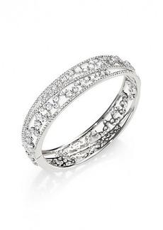 Adriana Orsini Celestial Crystal Bangle Bracelet