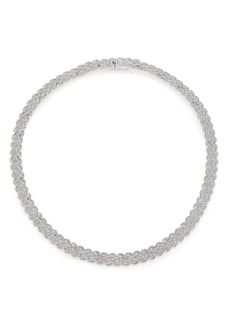 Adriana Orsini Eden Pavé Crystal Necklace