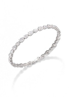 Adriana Orsini Faceted Bangle Bracelet