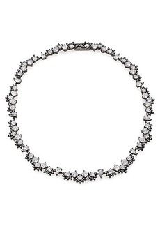 Adriana Orsini Kaleidoscope All-Around Necklace/Gunmetal-Tone