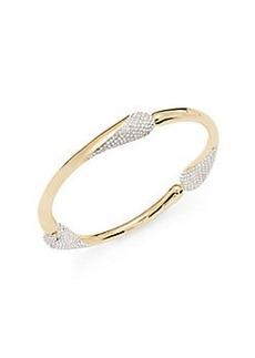 Adriana Orsini Liquid Metal Bracelet