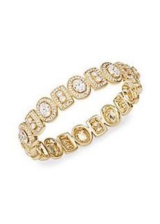 Adriana Orsini Pavé Multi-Shape Bracelet/Gold