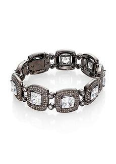 Adriana Orsini Pave Crystal Cushion Bracelet