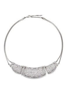 Adriana Orsini Pave Crystal Necklace