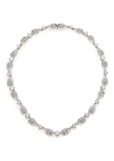 Adriana Orsini Radiance Teardrop Necklace