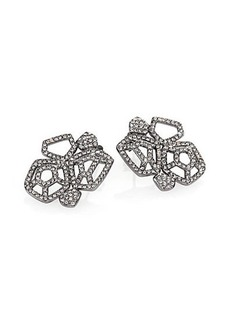 Adriana Orsini Roxy Cluster Stud Earrings