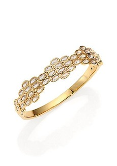 Adriana Orsini Scales Bangle Bracelet