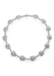Adriana Orsini Starburst Crystal Necklace