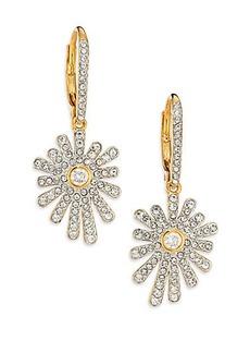 Adriana Orsini Starburst Leverback Drop Earrings