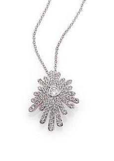 Adriana Orsini Starburst Pendant Necklace