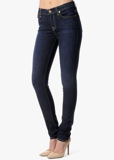 Slim Illusion Mid Rise Roxanne Original Skinny in Classic Dark Blue