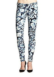 AG Adriano Goldschmied Absolute Legging Printed Jeans
