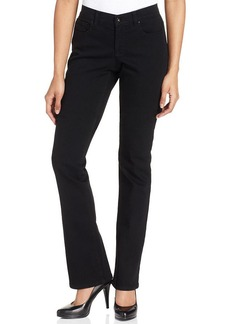 Style&co. Bootcut Tummy-Control Jeans, Noir Wash
