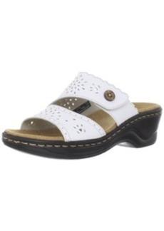 Clarks Women's Lexi Amber Slide Sandal
