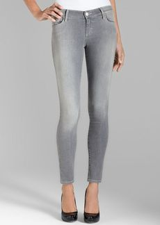 True Religion Jeans - Halle Skinny in Tainted Tin