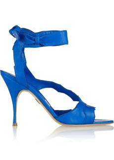 Brian Atwood Temptation leather sandals