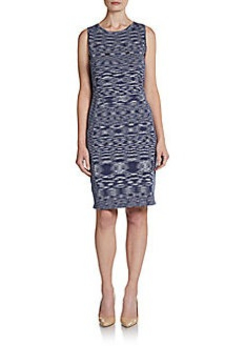 Calvin Klein Space Dyed Knit Dress