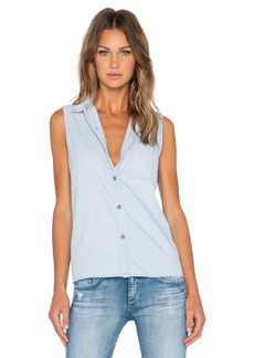 AG Adriano Goldschmied Ardyn Sleeveless Shirt