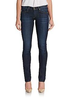 AG Adriano Goldschmied Aubrey Skinny Straight Jeans