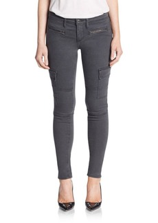 AG Adriano Goldschmied Cargo Skinny Ankle Jeans