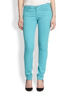AG Adriano Goldschmied Colored Stilt Cigarette Jeans