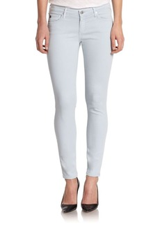 AG Adriano Goldschmied Contour 360 Legging Ankle Jeans