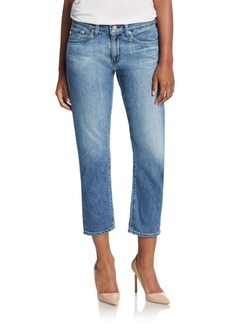 AG Adriano Goldschmied Day Straight Boyfriend Jeans