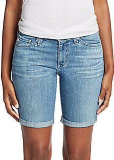 AG Adriano Goldschmied Denim Bermuda Shorts